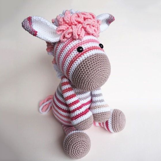 Zebra amigurumi free pattern | amigurami patterns | Pinterest ...