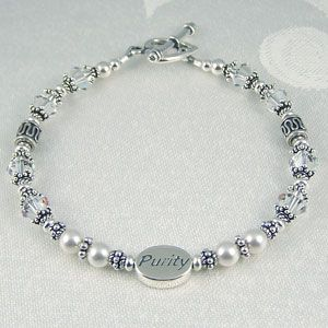 Swarovski Purity Bracelet 75