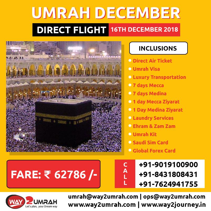 Pin by Way 2 Umrah Services on Umrah 2018 | Karnataka