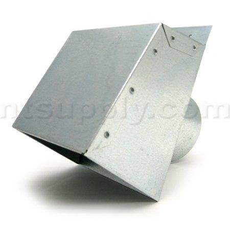 Robot Check Roof Cap Galvanized Small Bath