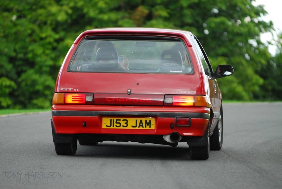 Charade Gtti Retro Turbo With Images Daihatsu Charades Turbo
