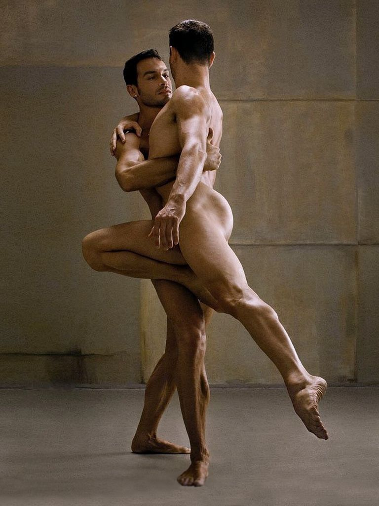 from Arthur gay men in ballet tights