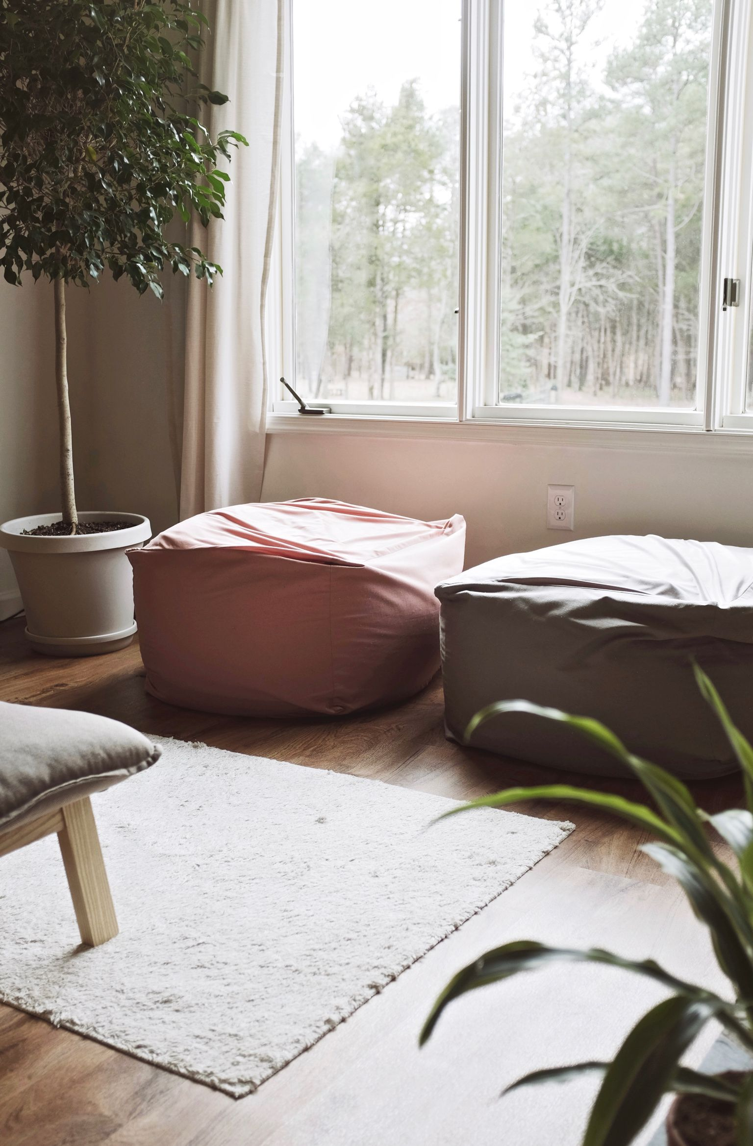 Everyone deserves a Muji body fit cushion Muji markets these as