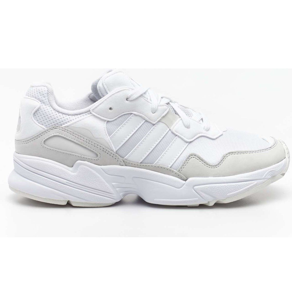 Sportowe Meskie Adidas Adidas Biale Yung 96 Footwear White Footwear White Grey Two Footwear Shoes Adidas