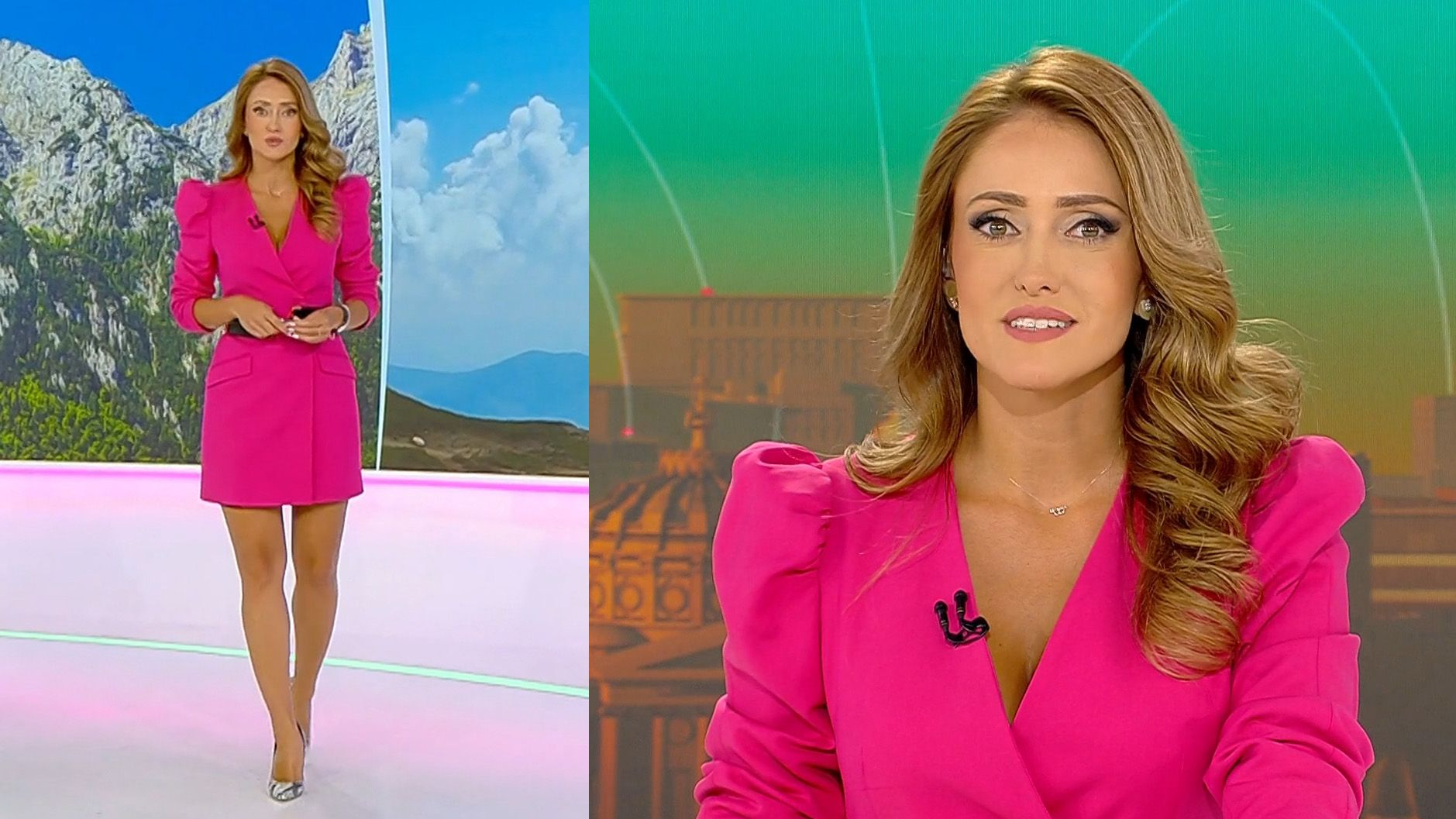 Pin by TV Magia on TV presenters from around the