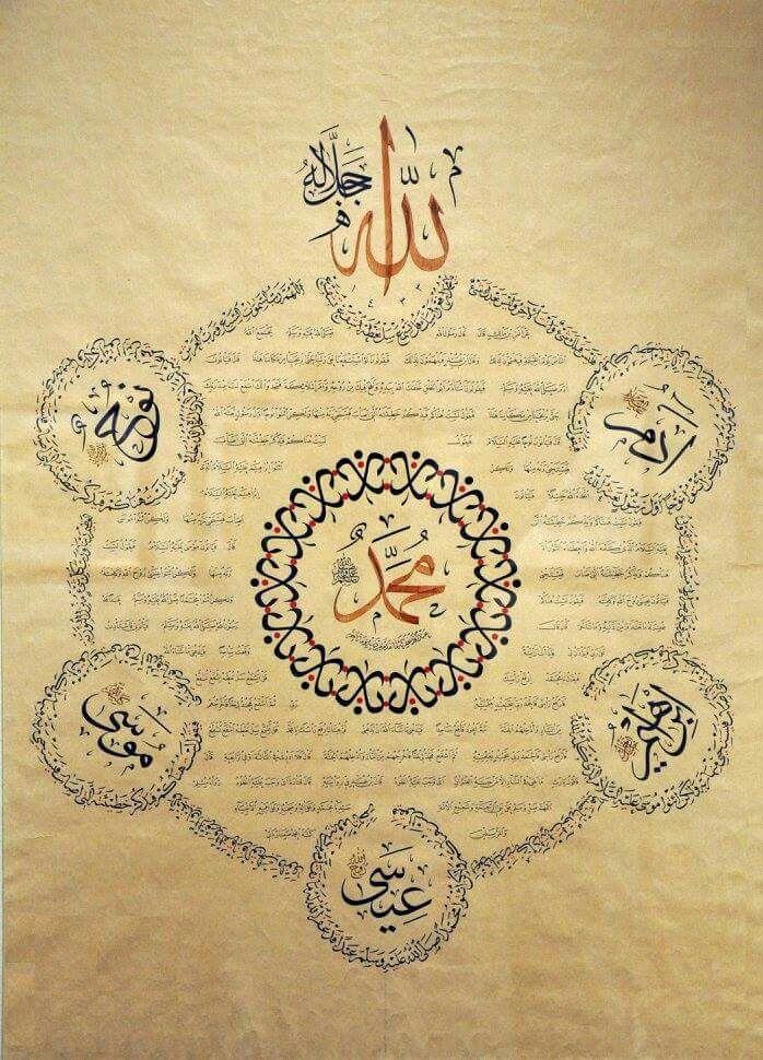 محمد رسول الله Islamic Art Calligraphy Islamic Calligraphy Islamic Art