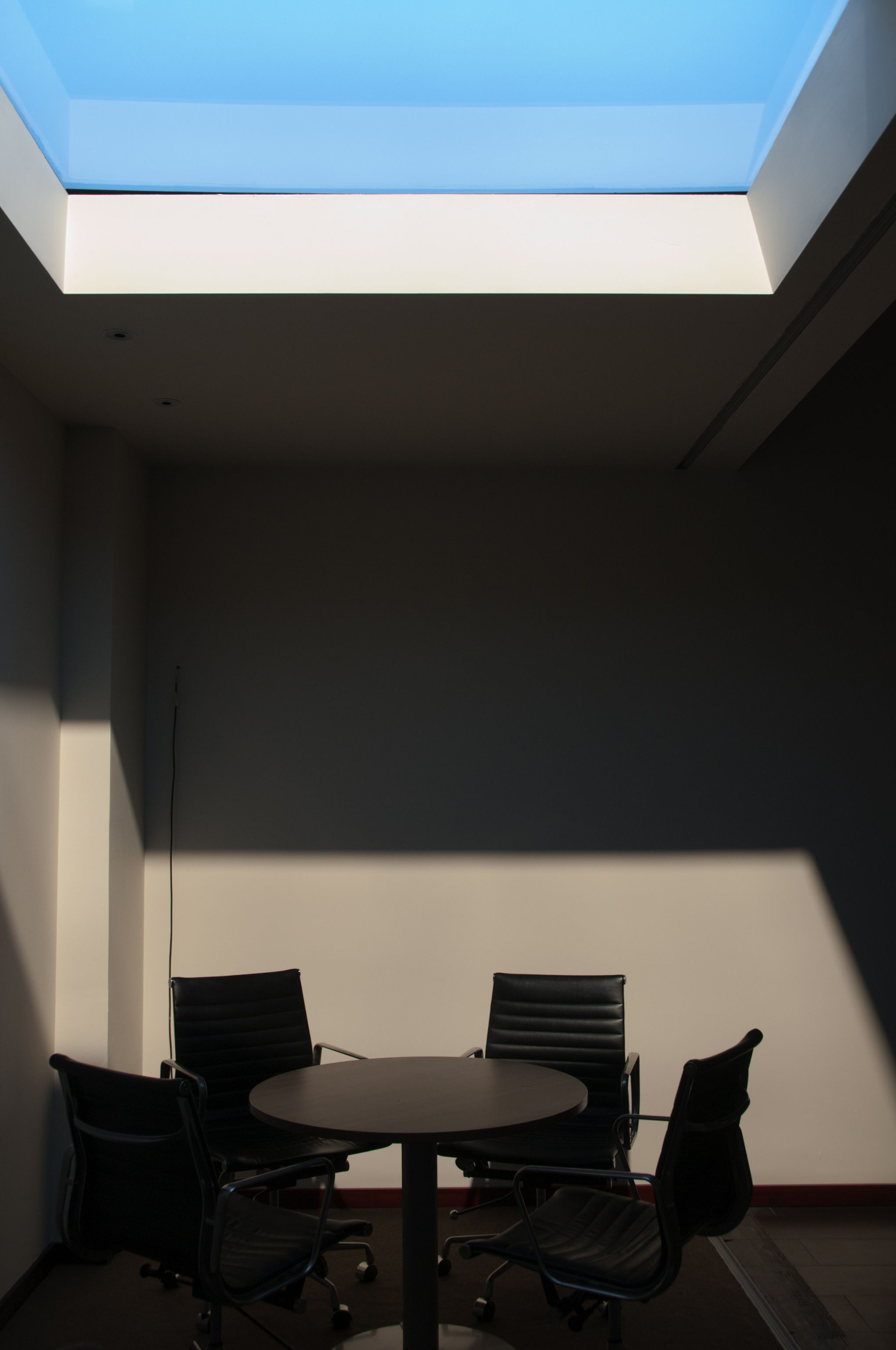 Coelux revolutionary artificial skylight system installed at Ideaworks' London Experience Centre