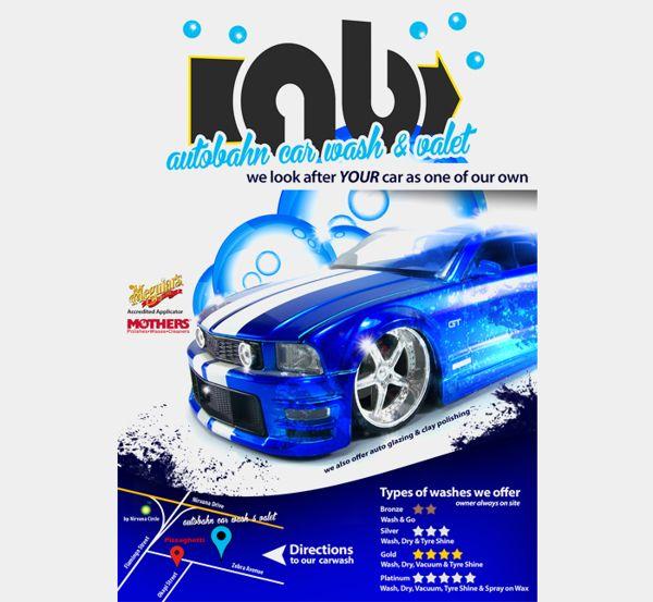 Car Wash Flyer - Поиск в Google автомойка Pinterest Car wash - auto detailing flyer template