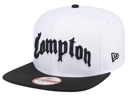 339c0b386e8 Compton California Snapback Cap by NEW ERA