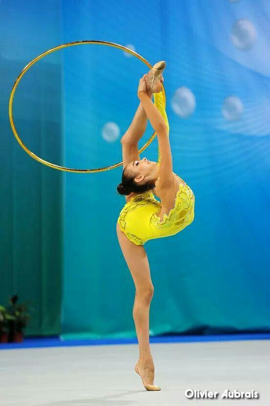 Ukraine Rhythmic Gymnastics