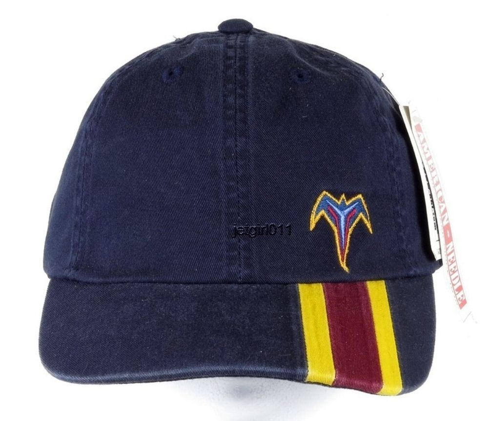 15950d1fc Atlanta Thrashers Cap Hat NHL Vintage Adjustable American Needle New ...