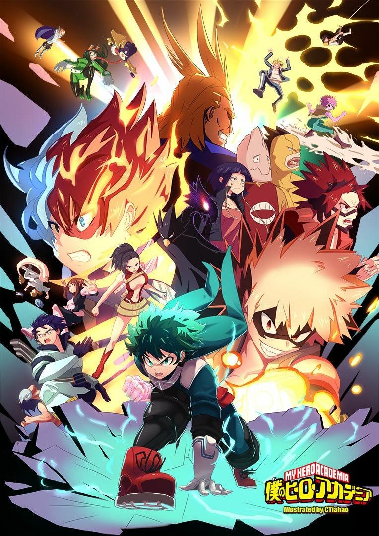 Watch My Hero Academia Episodes On Www Animeuniverse Watch