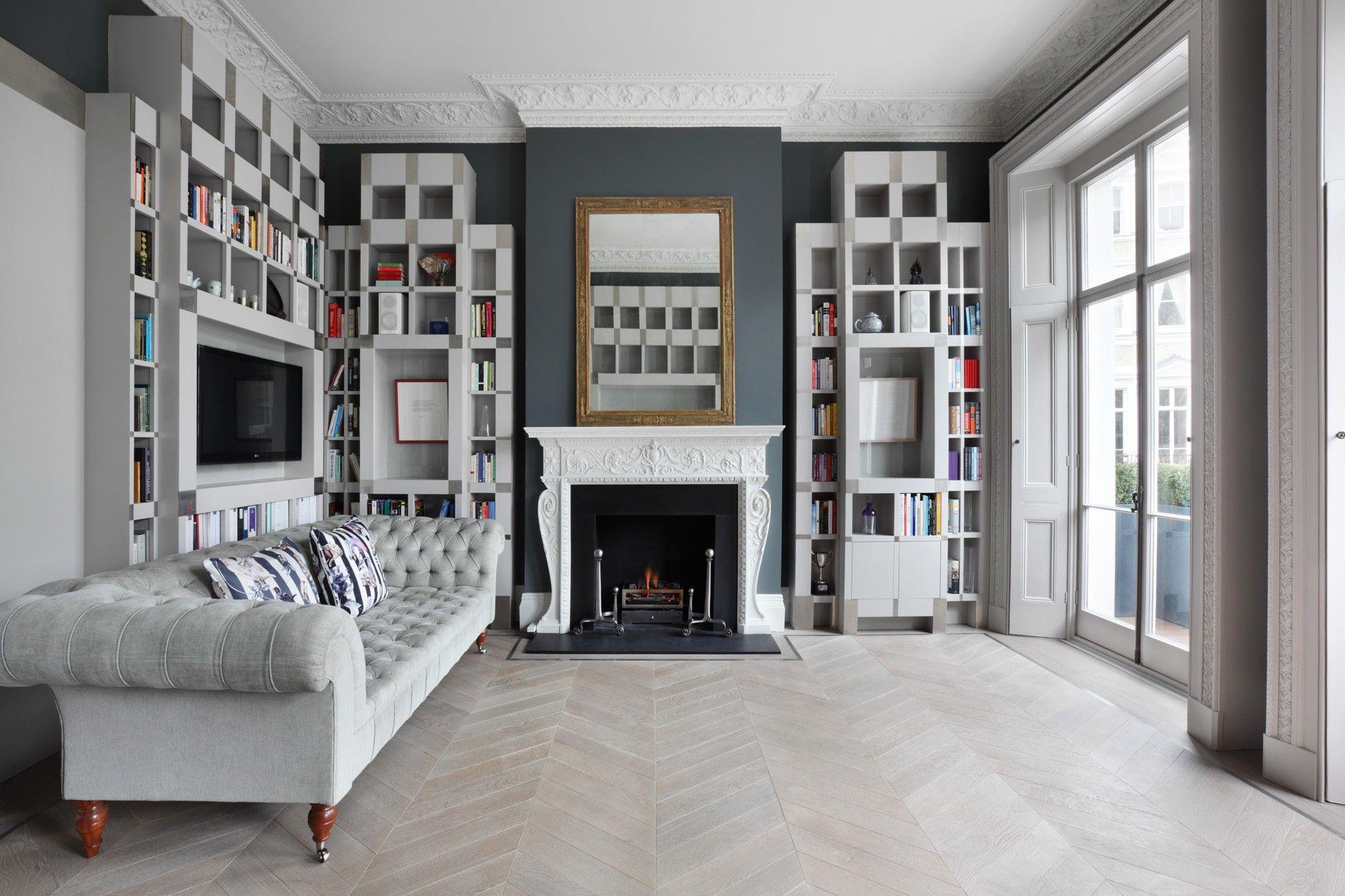 Ash Grey Oak | Chevron | Element 7 | Kitchen | Pinterest ...