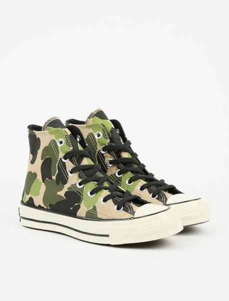 815995cd3b8829 Converse Chuck 70 Hi - Candied Ginger Piquant Green in 2019