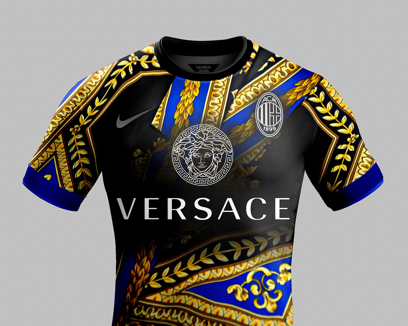 Luxury Brand Football Kits on Behance Soccer Kits d0e0ab864ad11