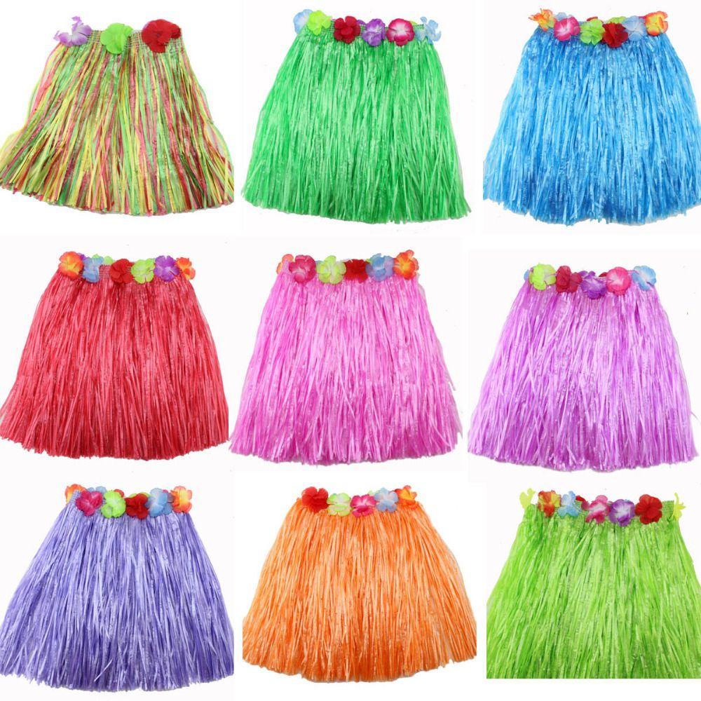 Grass Skirts - Different colours available. | Disfraces | Pinterest ...