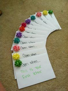 Nineteen 644 Open When Letters For Best Friend  WSOURCE  Gift