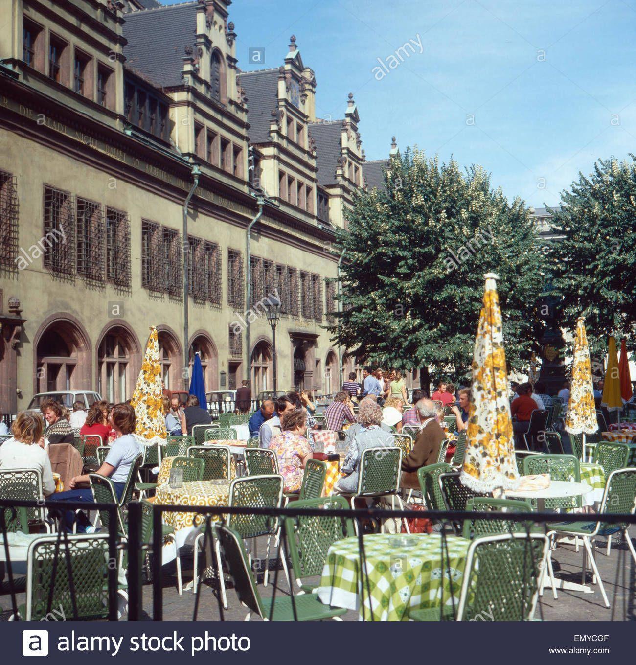 Eine Reise Nach Leipzig Sachsen Ddr 1980er Jahre Leipzig Leipzig Sachsen Ddr