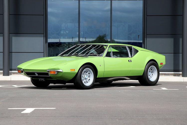 1972 De Tomaso Pantera Californian Barn Find Classic Italian Supercar Ford V8 Engine Fully Restored At Three Point Four Classic Cars Car Restoration