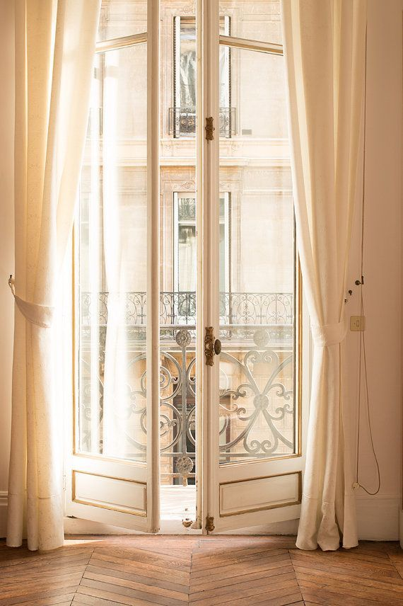 Parisian Decor paris photography, afternoon light in the paris apartment, neutral