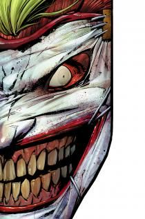 BATMAN VOL. 3: DEATH OF THE FAMILY   DC Comics