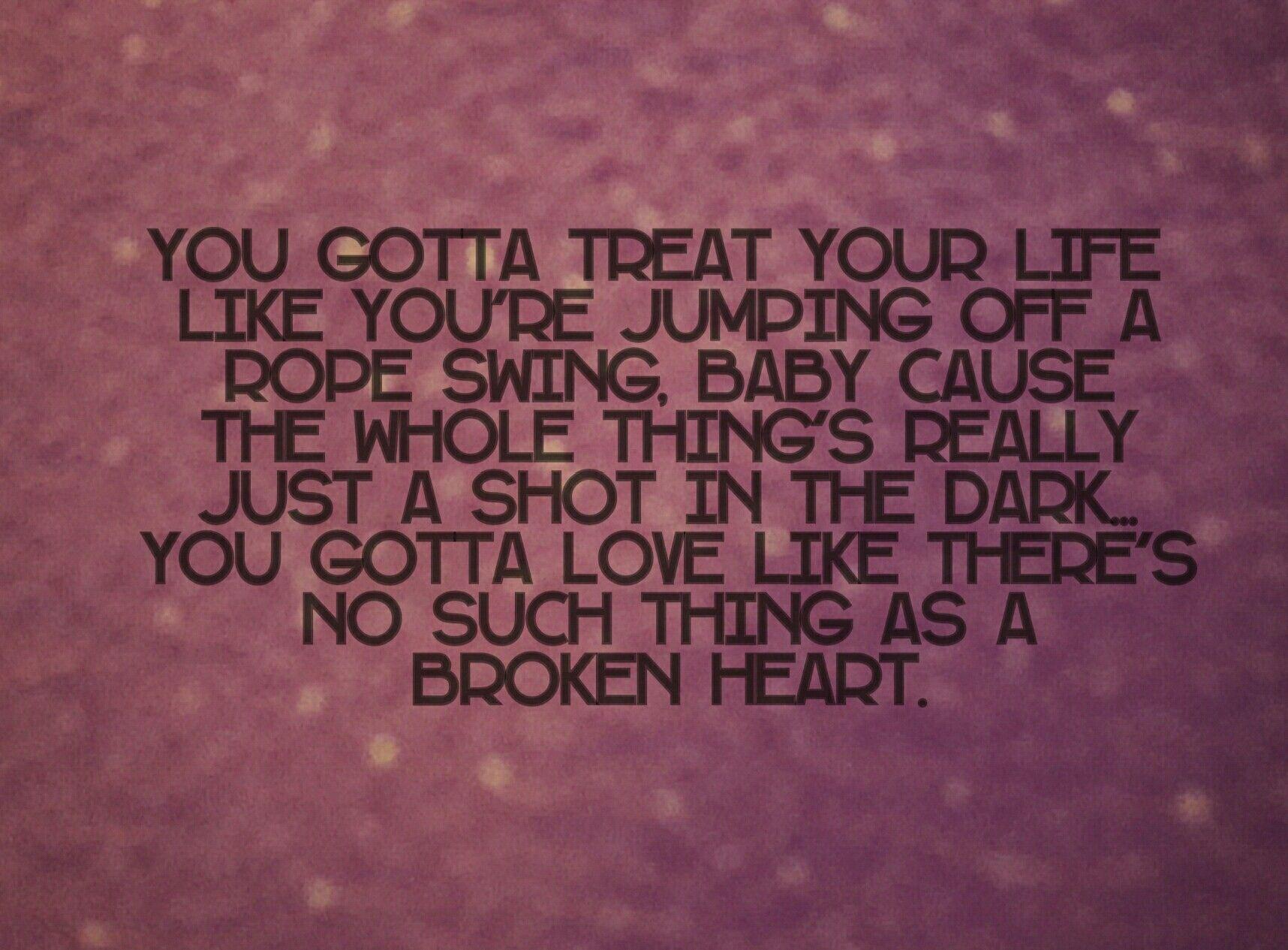 Love Is a Beautiful Thing Lyrics