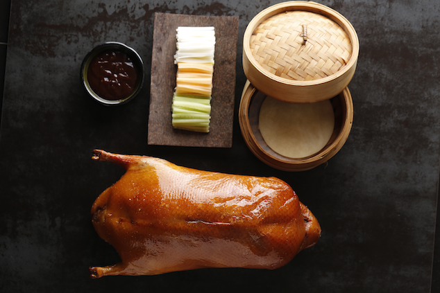 The Chinese Restaurant At The Aman Summer Palace Peking Duck Roast Duck Peking Duck Restaurant
