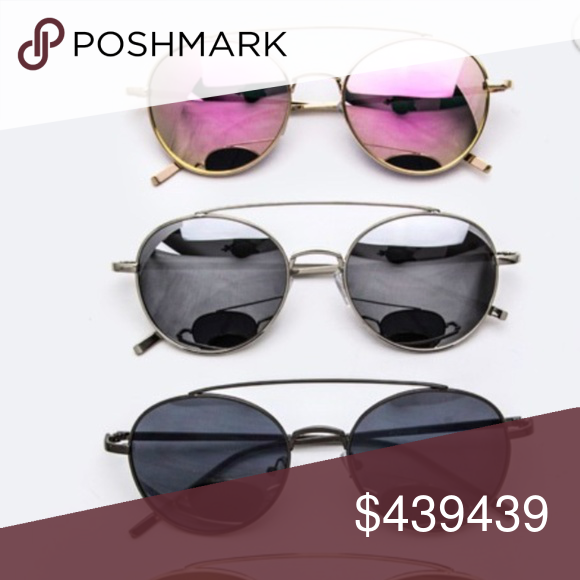 4606a5eb26  ARRIVING SOON TOP-BAR OVAL SUNGLASSES Hello ladies! Yay!These are the  trendiest sunglasses