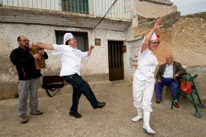 Mermeladas Bubub en Trasmoz, Aragón