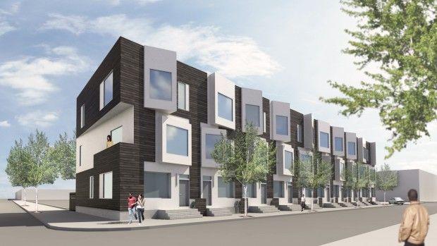 Modern Bay Window new south kensington development promises a better bay window