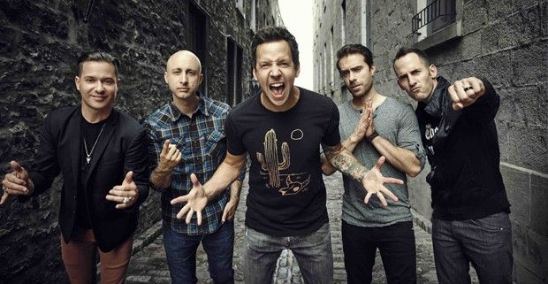 Simple Plan announce track listing for new album | RAMzine