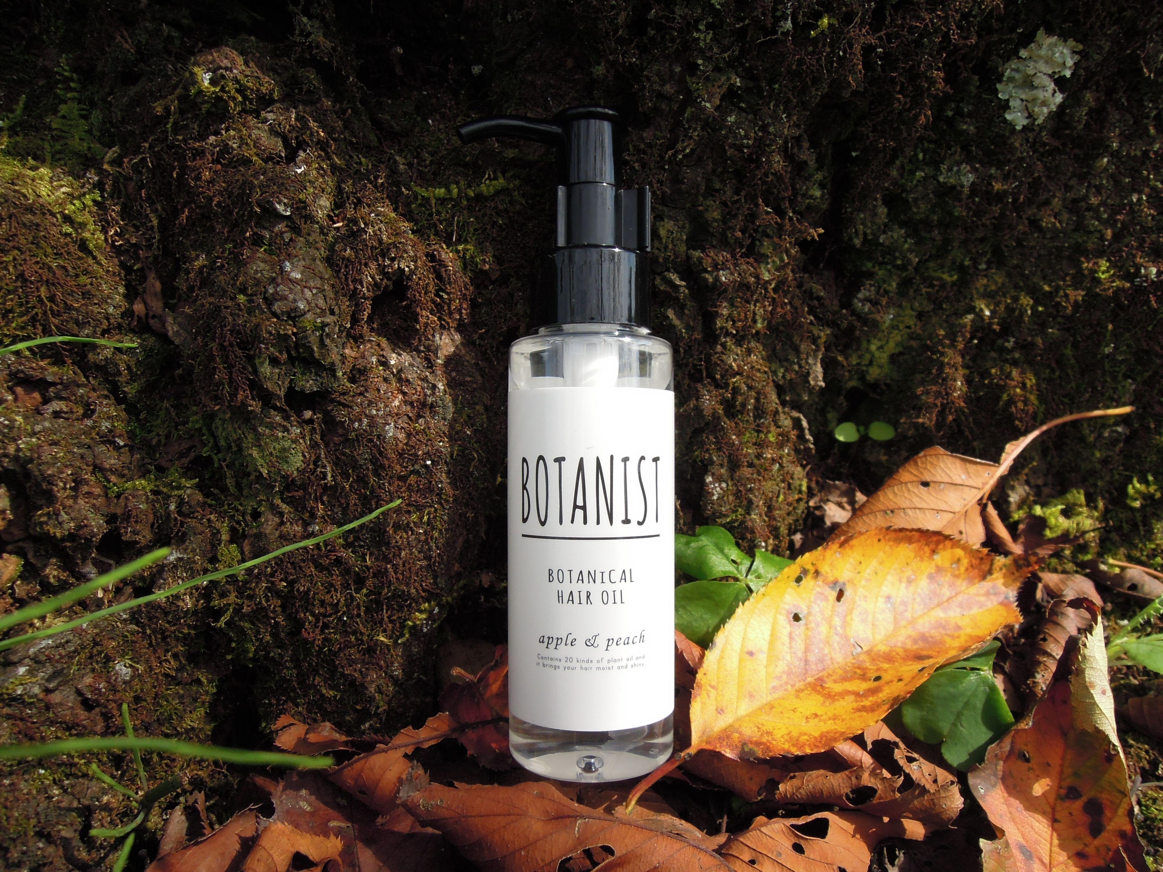 Botanical Hair Oil Botanist Green Plants Earth Botanical