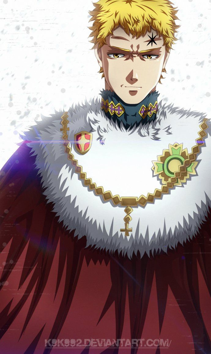 Black Clover The Wizard King Julius Novachrono His Last Name May Not Be Spelled Right Black Clover Anime Black Clover Manga Anime He is also a former captain of the grey deer squad. pinterest