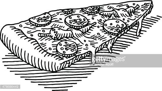 Pin Von Aylin Mckee Auf Aliens Pizza Beer Drawings Food Drawing