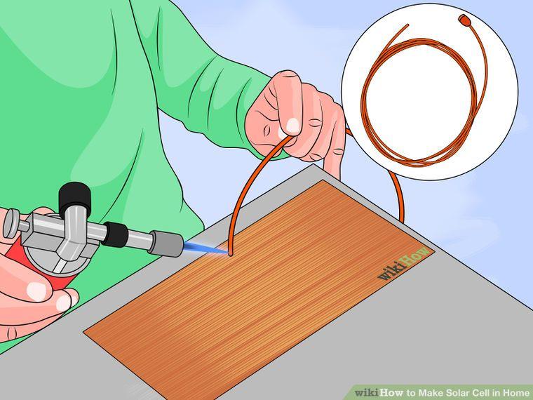 How To Make Solar Cell In Home Solar Panels Solar Cell Solar Energy Diy