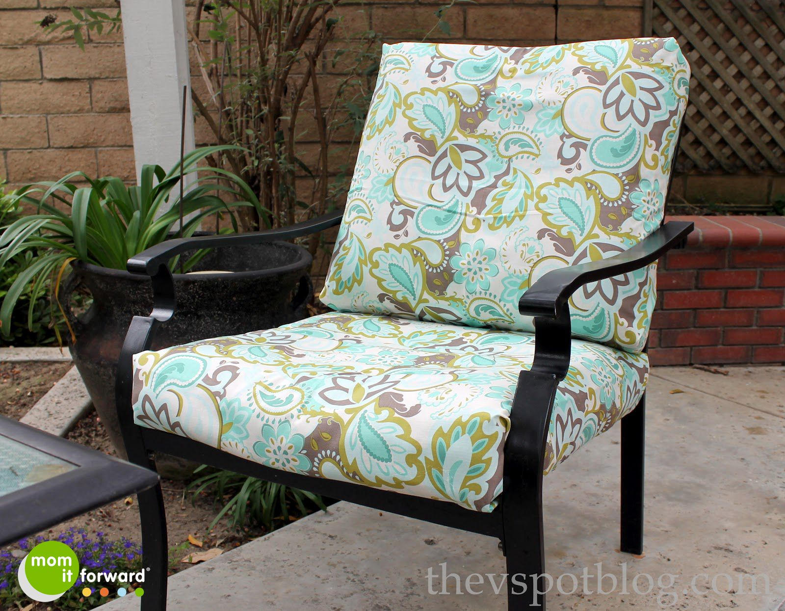 Learn How To Easily Recover Your Outdoor Patio Cushions! | Hot Tub Blog |  Pinterest | Outdoor Patio Cushions, Patio Cushions And Patios