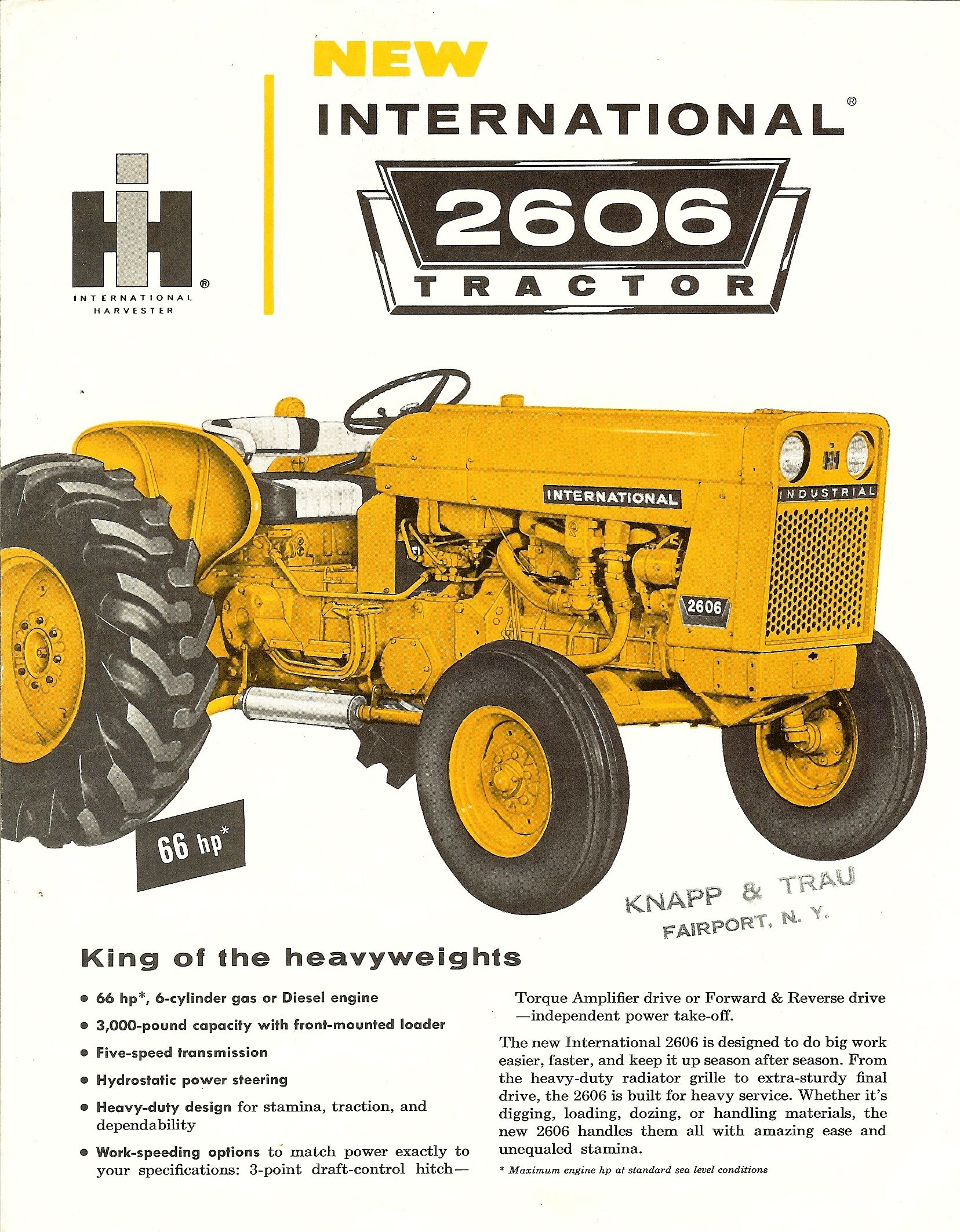 Industry industrial tractor cars