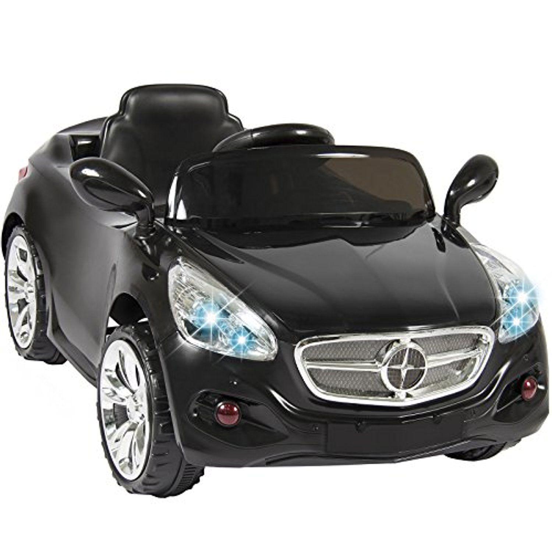 Benz 12V Ride on Car Kids RC Car Remote Control Electric