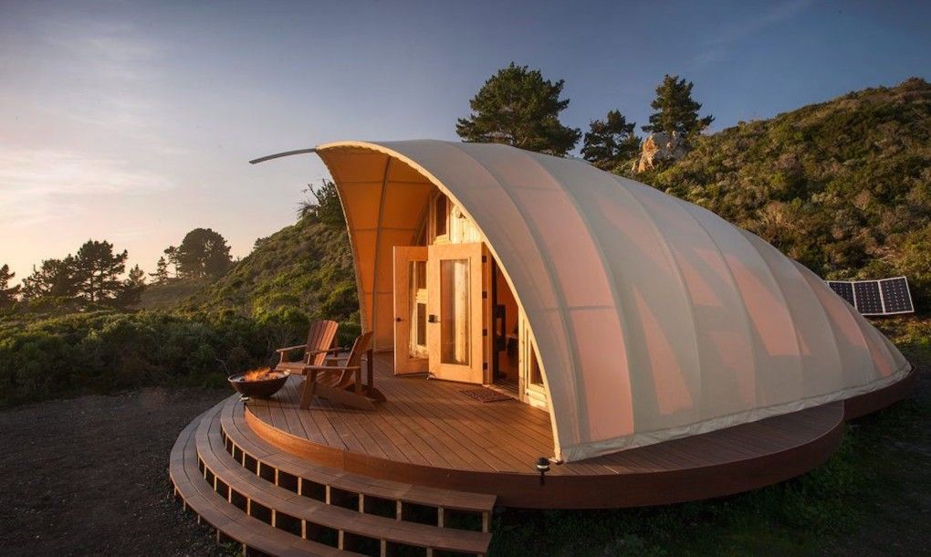 Luxury off-grid Autonomous Tents can pop up almost anywhere in the world. : luxury pop up tent - memphite.com