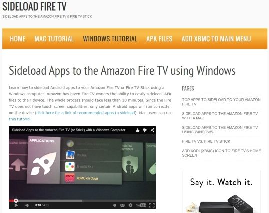 19 Amazon Fire TV Tips for Streaming Fans   Watch it   Amazon fire