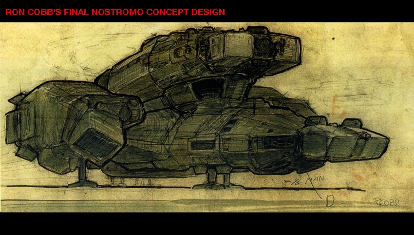 Propsummit.com a Blade Runner Prop Community Forum BladeRunnerProps.comView topic - USCSS Nostromo - Discussion Thread