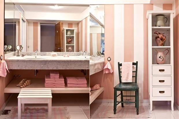 Decorar con color: ideas para el baño - Living - ESPACIO LIVING