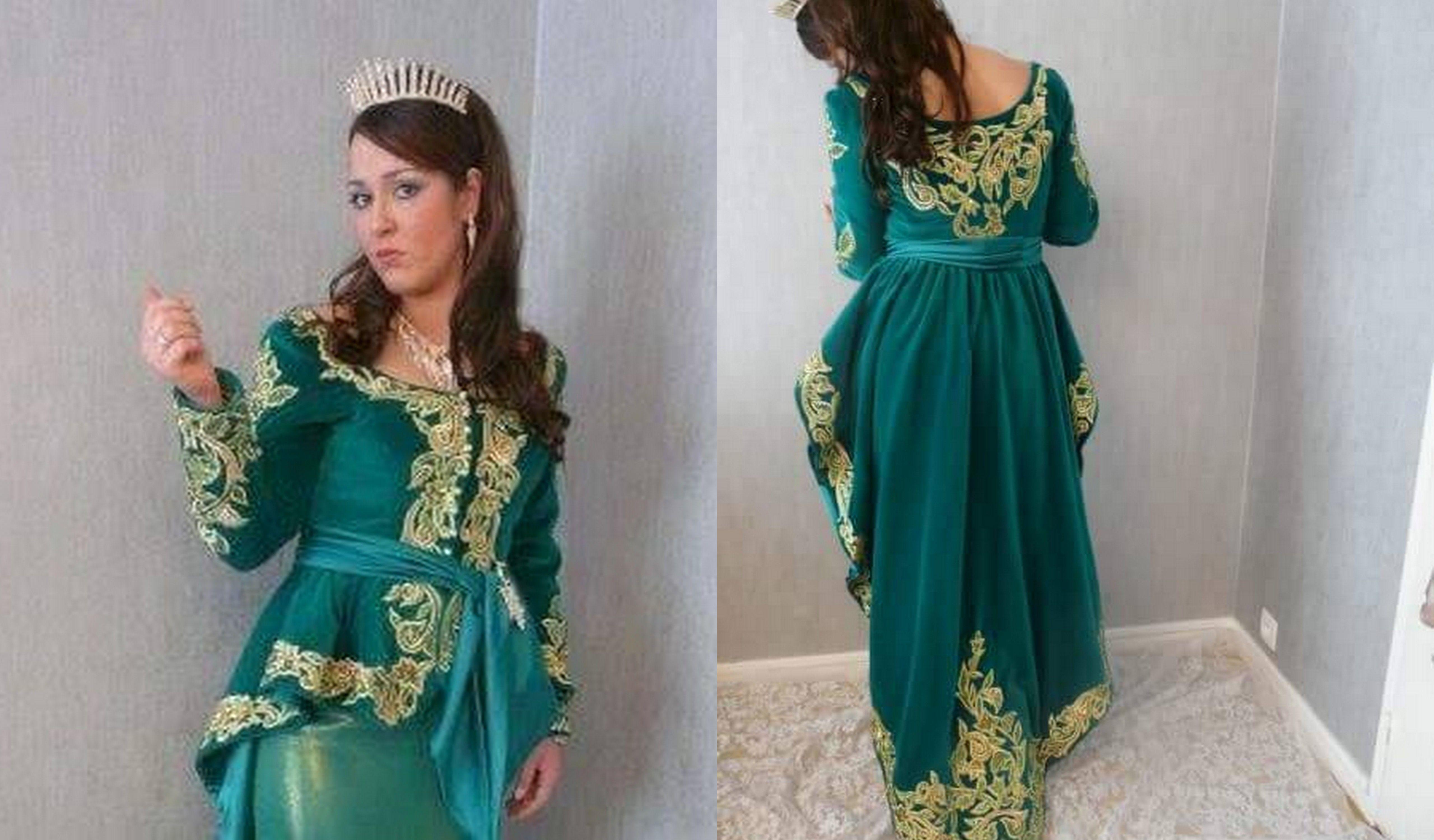 e957c55c9 للعروس   فساتين تصديرة جزائرية
