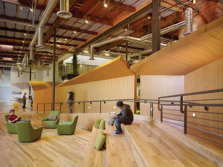 google office designs. Google Office By HLW, Venice California Design | Pinterest Office, And Designs E