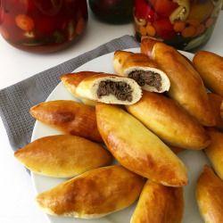 Baked Beef Piroshki Pirozhki V Duhovke S Myasom Recipes Food Goals Pirozhki Recipe