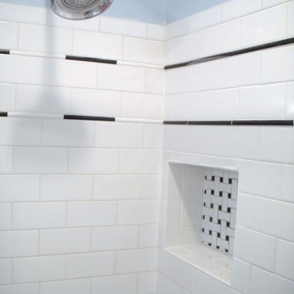 Subway Tile Designs For Shower | Bathroom Exclusiv | Pinterest ...
