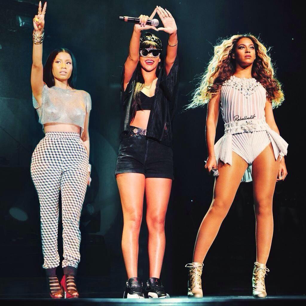 Google themes beyonce - Nicki Rihanna Beyonce Google Search