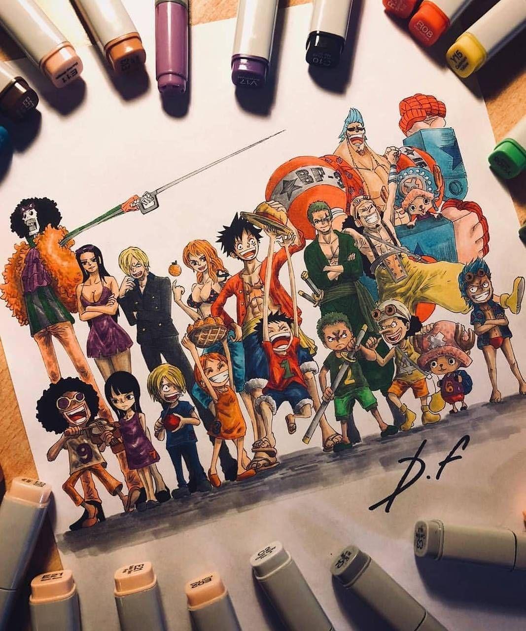 One Piece Wallpaper by rijan2211 4d Free on ZEDGE