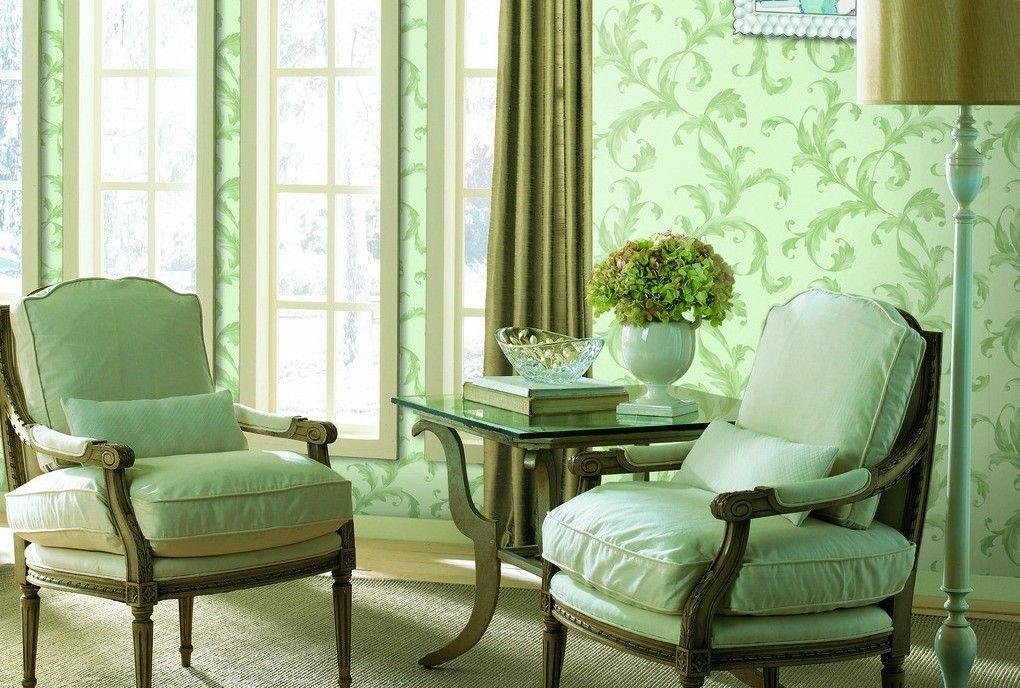 Amazing Green Interior Design