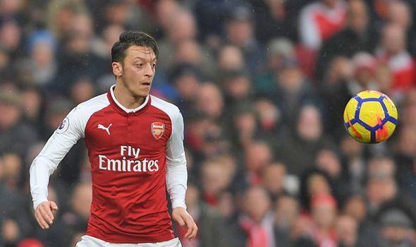 Arsenal star Mesut Ozil offered to Barcelona - Guillem Balague via - best of epl table